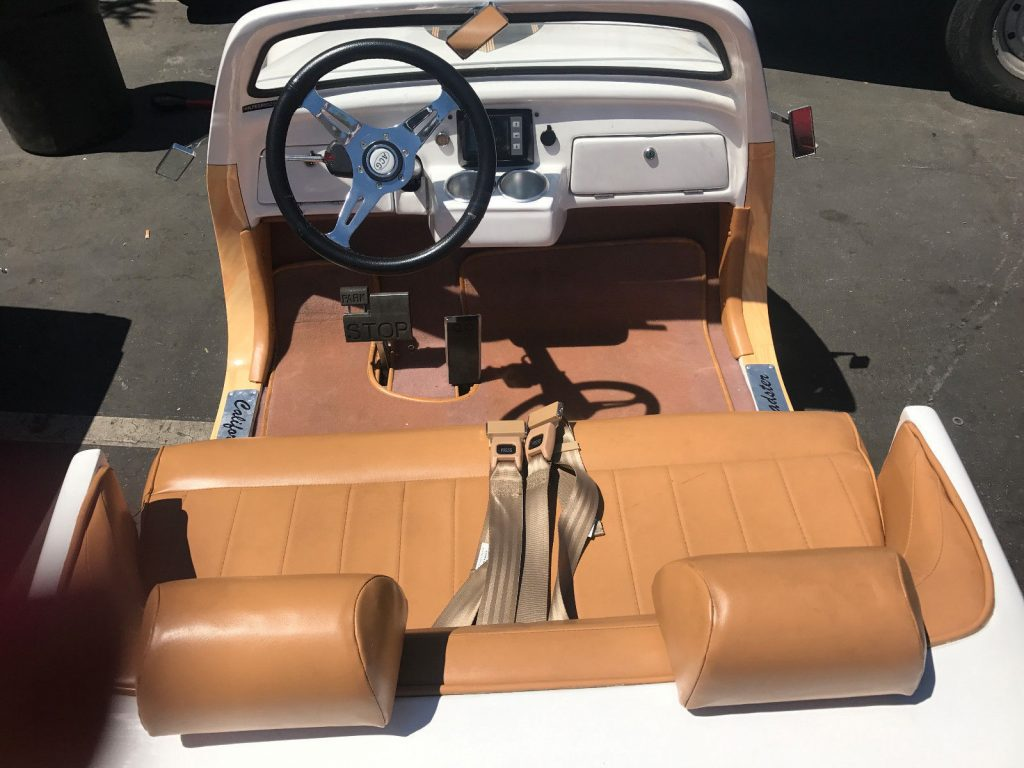 custom 2016 Acg Woody golf cart
