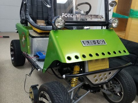 Custom Built 2016 Rotax GOLF Cart for sale