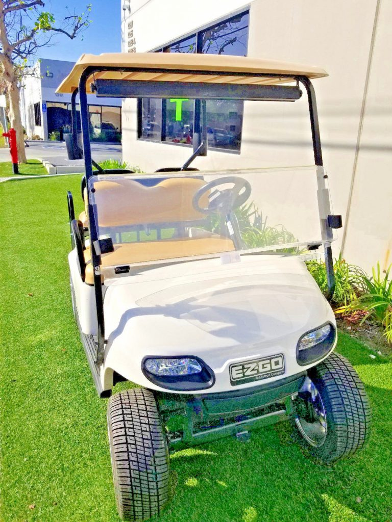 good condition 2016 EZGO Golf Cart