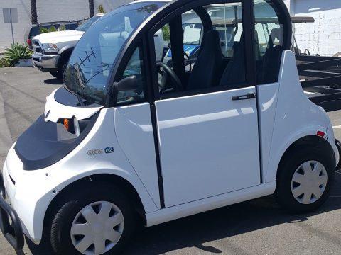 like new 2016 Polaris Gem E2 golf cart for sale