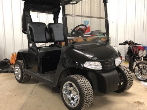 few scrapes 2011 EZGO RXV golf cart for sale