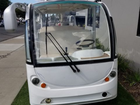 Good Condition Luxury Limousine 2010 People Mover Golf Cart for sale