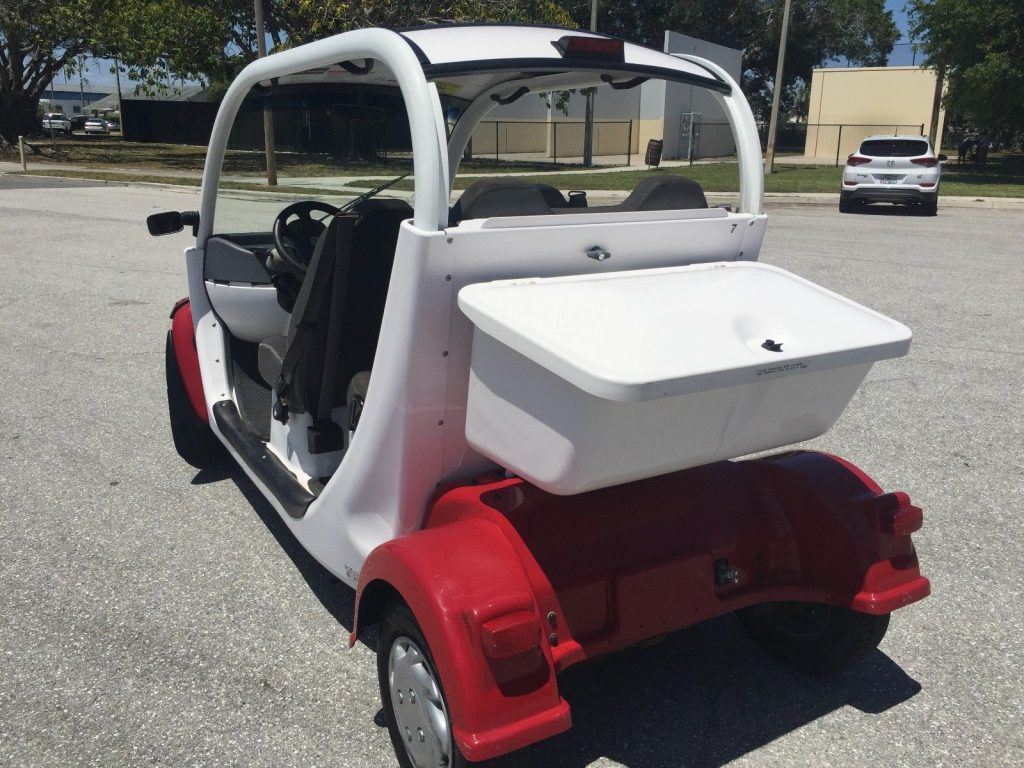 good tires 2012 Polaris gem E4 LSV 4 Passenger SEAT GOLF CART