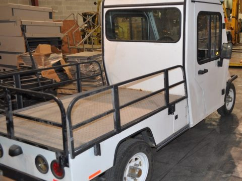 low miles 2010 Parcar golf cart for sale