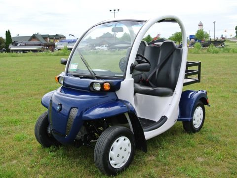 luxurious 2013 Polaris GEM E2 72V Powered GOLF CART for sale