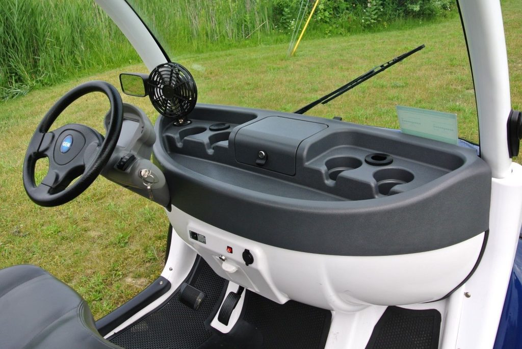 luxurious 2013 Polaris GEM E2 72V Powered GOLF CART