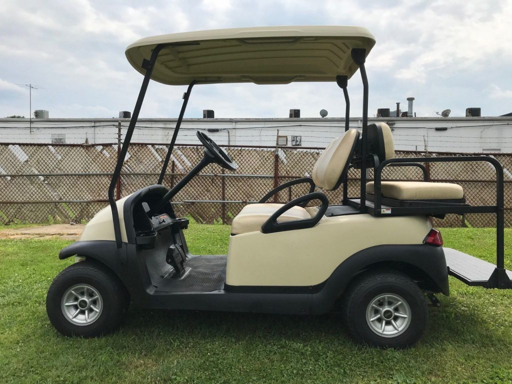 new batteries 2013 Club Car golf cart
