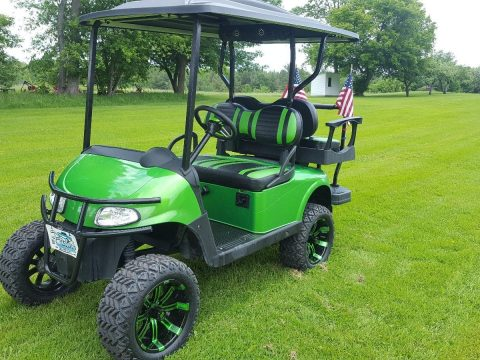 new parts 2013 EZGO RXV GOLF CART for sale