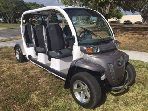 ready to go 2010 Chrysler gem E6 Utility LSV 6 Passenger golf cart for sale