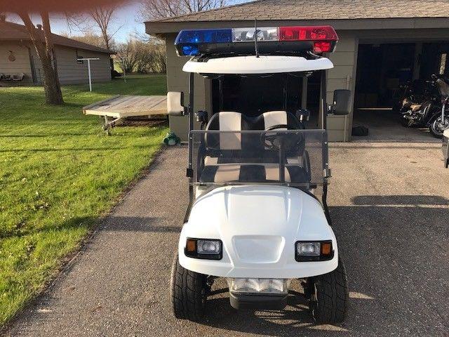 Roscoe P Coltrane Edition 2011 Club Car Precedent Golf Cart