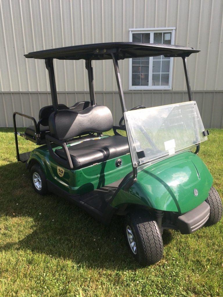 very clean 2013 Yamaha G29 Golf Cart