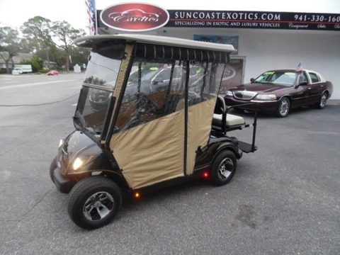 well equipped 2009 Yamaha Golf Cart for sale