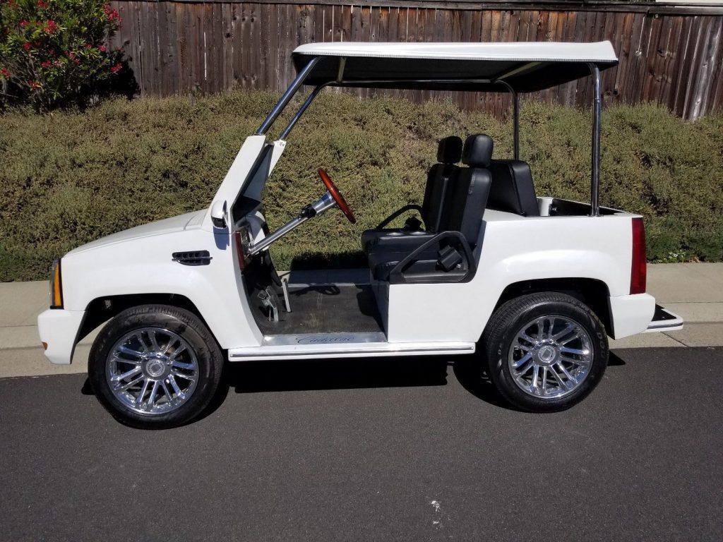 Caddy Escalade 2015 EZGO golf cart