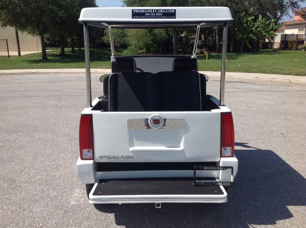 custom 2015 EZGO golf cart