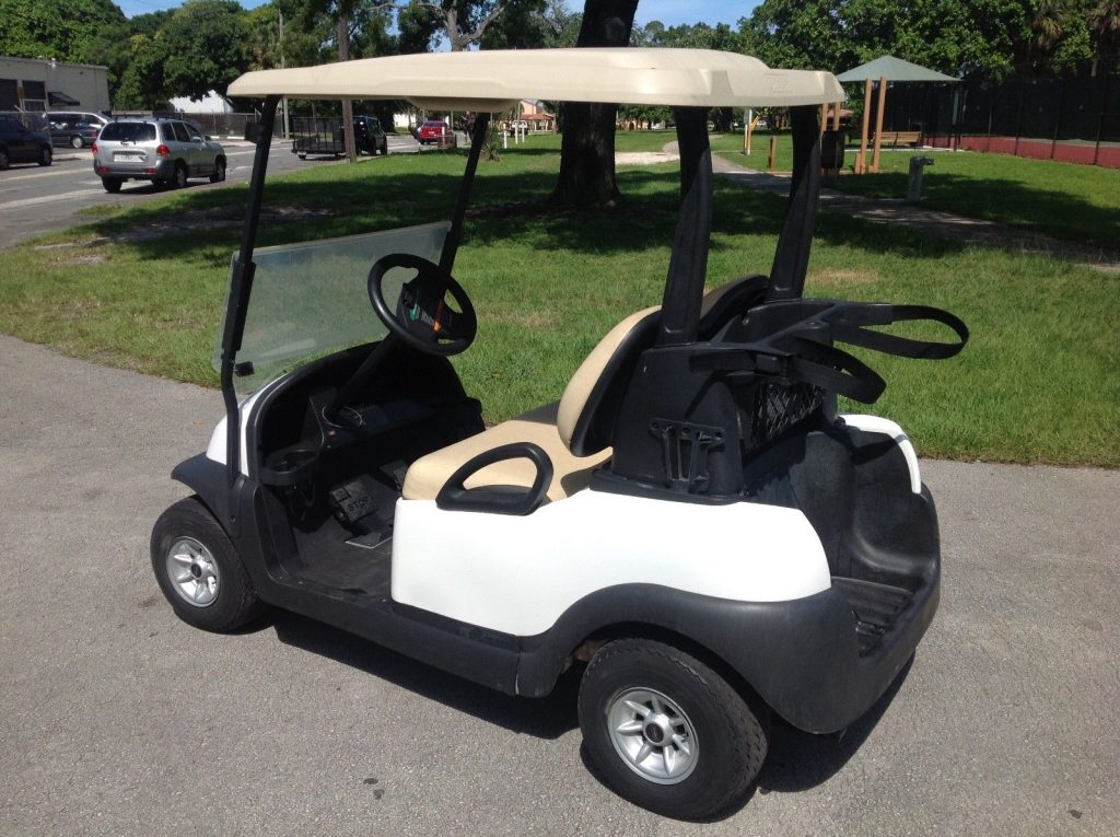 good batteries 2014 Club Car Precedent golf cart