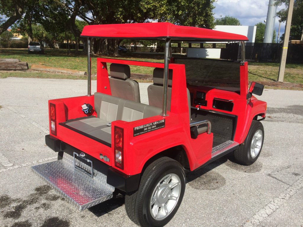 Hummer 2015 Acg Golf Cart For Sale