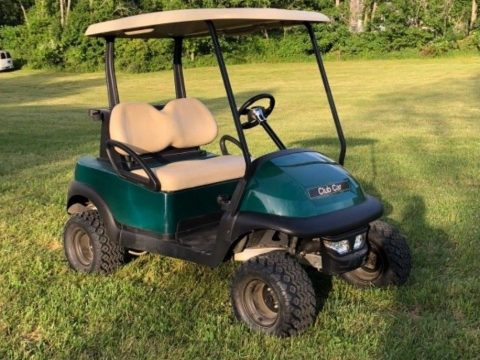 Lifted 2015 Club Car Golf Cart for sale
