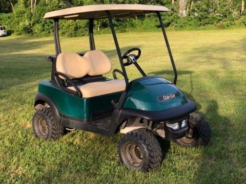 Lifted 2015 Club Car Golf Cart for sale