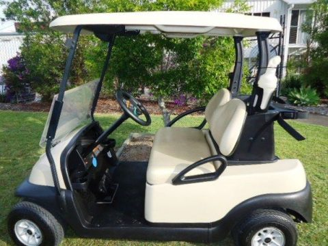 new batteries 2014 Club Car Precedent golf cart for sale