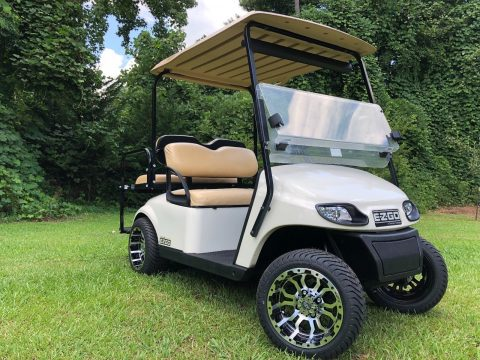 new wheels and tires 2015 EZGO golf cart for sale