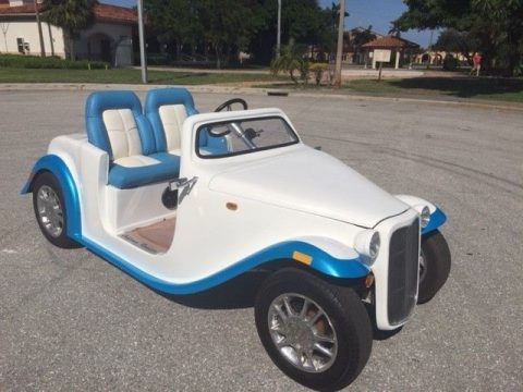 roadster 2015 ACG golf cart for sale