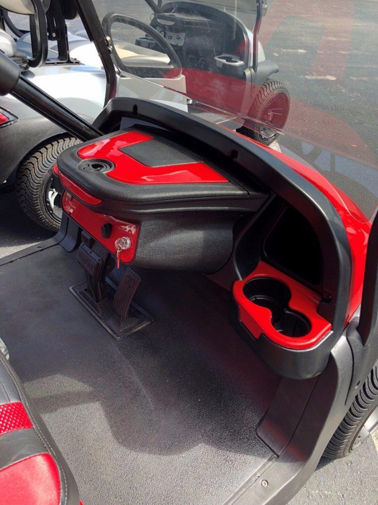 speedy 2015 Club Car Precedent golf cart