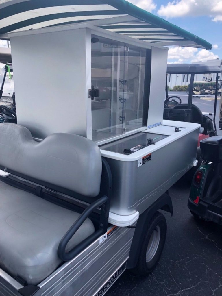 utility pickup 2015 Club Car Carry ALL 500