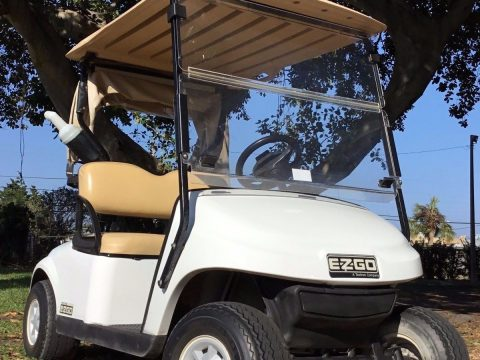 very clean 2014 EZGO golf cart for sale