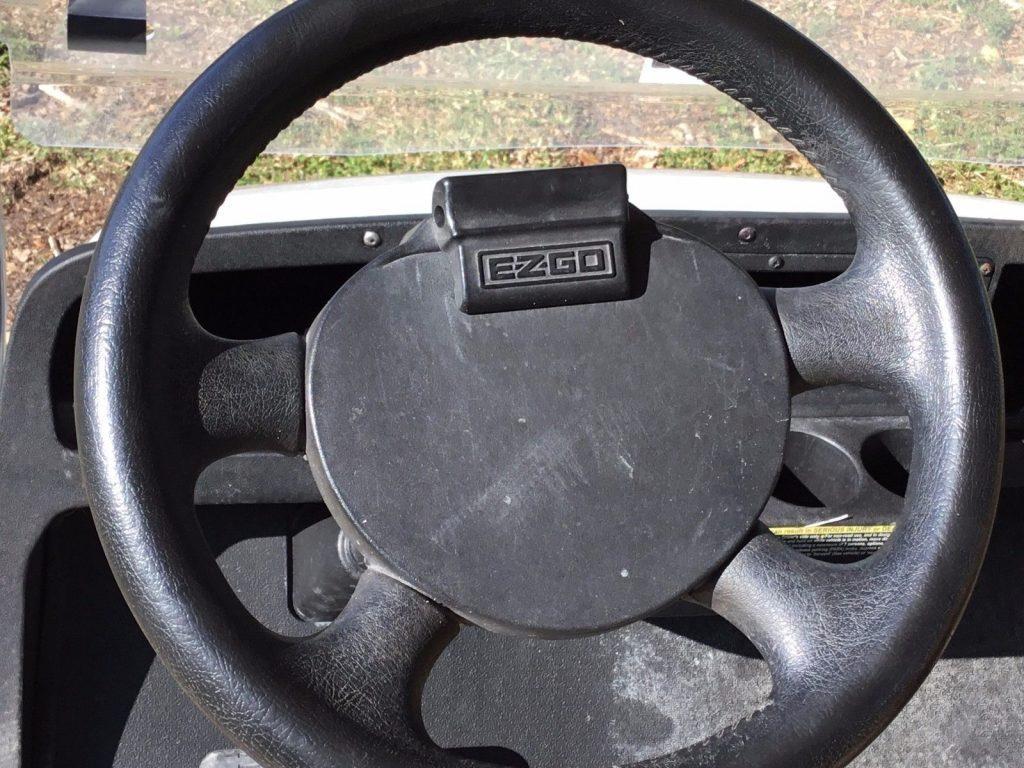 very clean 2014 EZGO golf cart