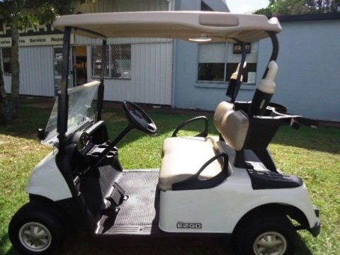 very good shape 2014 EZGO RXV golf cart for sale