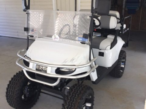 custom 2016 EZGO golf cart for sale