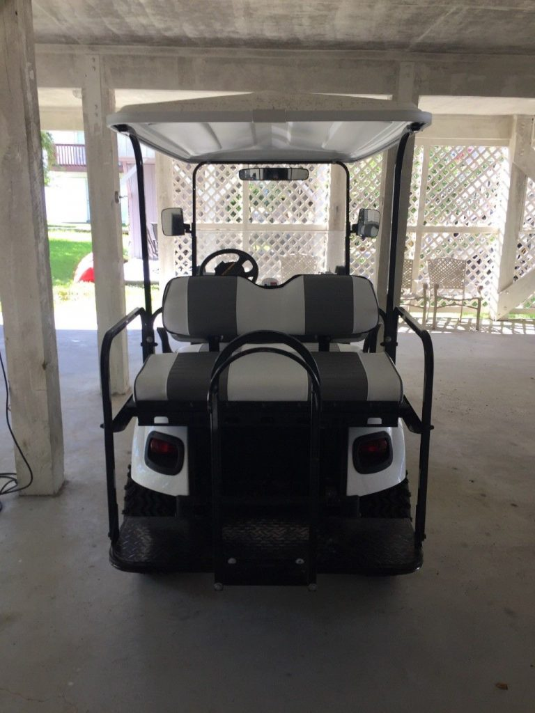 custom 2016 EZGO golf cart