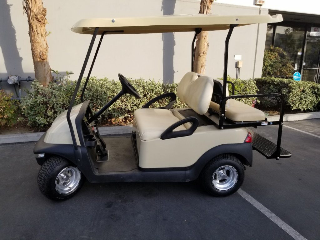 Custom 2017 Club Car Precedent Golf Cart