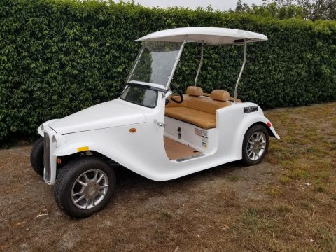customized 2016 ACG California Roadster Golf Cart for sale