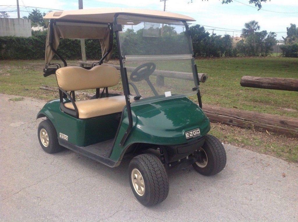 good condition 2016 EZGO golf cart