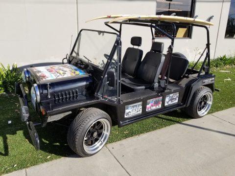 upgraded 2016 ACG Mini Moke Golf Cart for sale