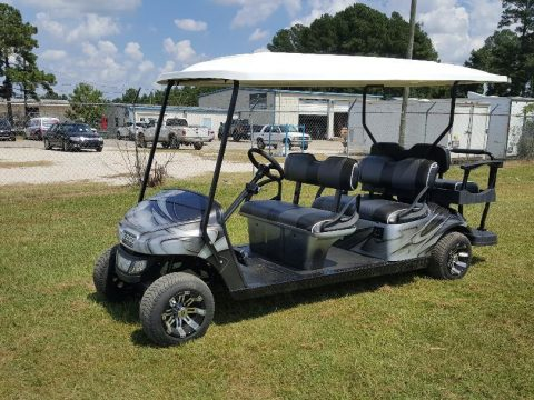all new and Loaded 2016 EZGO Golf Cart for sale
