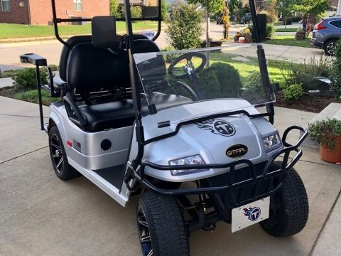 beautiful 2016 Star EV Classic 48v Golf Cart for sale
