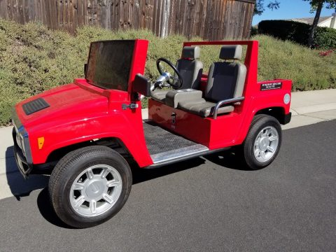 Custom 2015 ACG Hummer Golf Cart 4 Passenger golf cart for sale