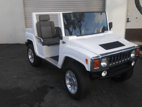 custom 2015 acg Hummer Golf Cart for sale