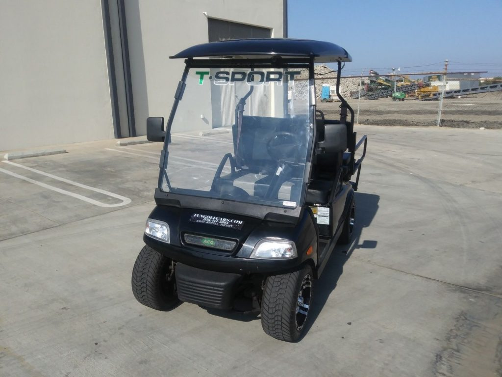 Custom 2016 ACG T Sport gofl cart