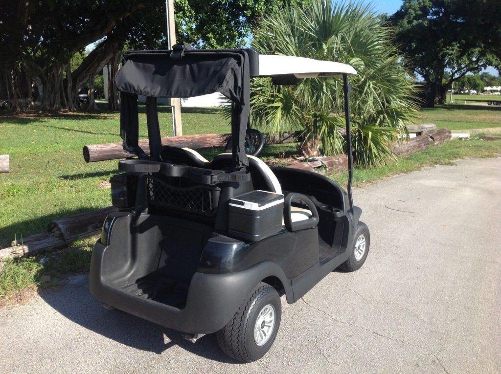 great driver 2016 Club Car Precedent golf cart