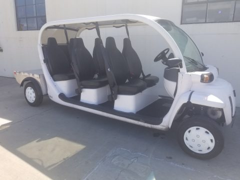 great shape 2015 Polaris Gem E6 Utility golf cart for sale