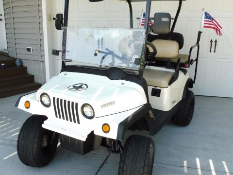 Jeep 2018 EZGO golf cart custom for sale