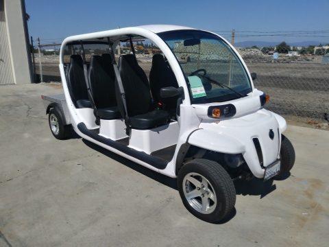 limousine 2015 Polaris Gem E6 Utility golf cart for sale