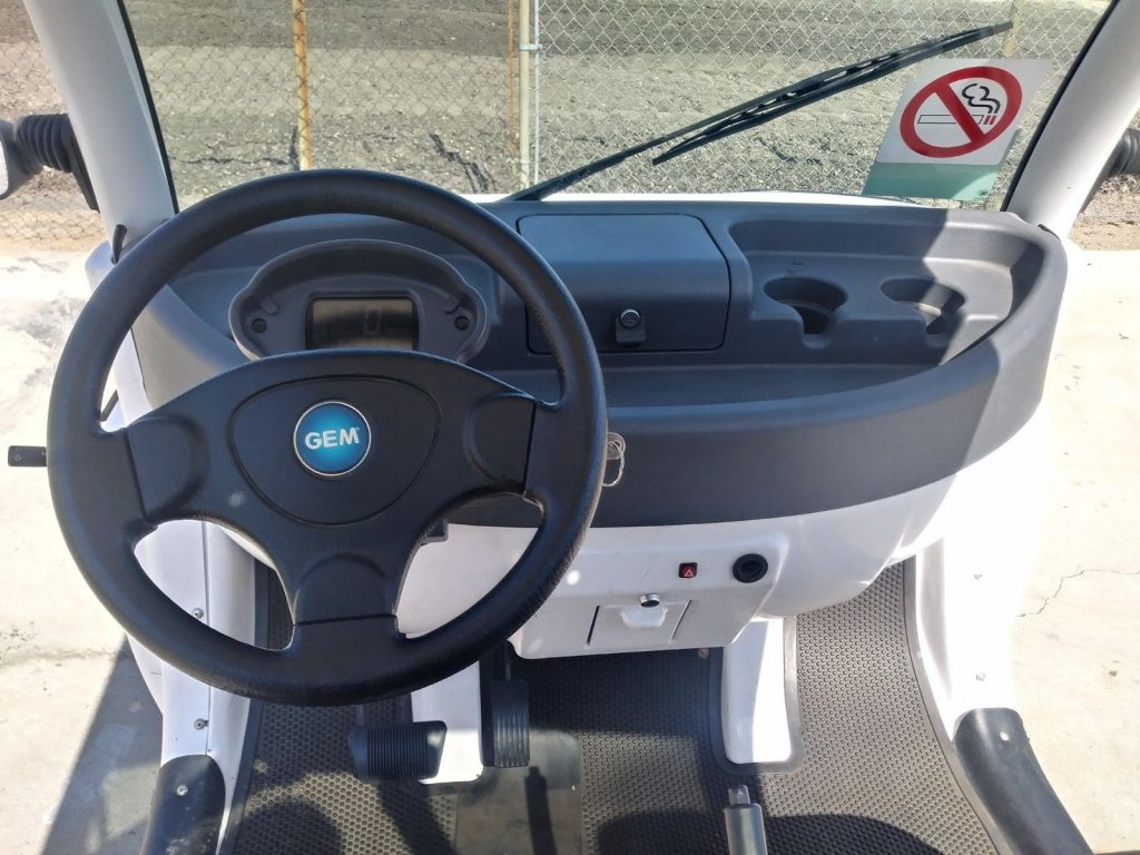 limousine 2015 Polaris Gem E6 Utility golf cart