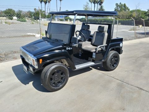 low miles 2015 acg Hummer H3 LSV golf cart for sale