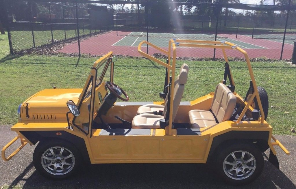 Mini Moke 2016 ACG Golf Cart