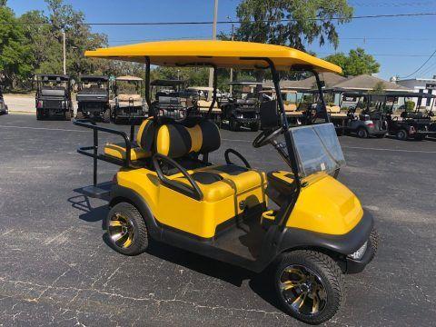 New Batteries 2016 Club Car Precedent golf cart for sale