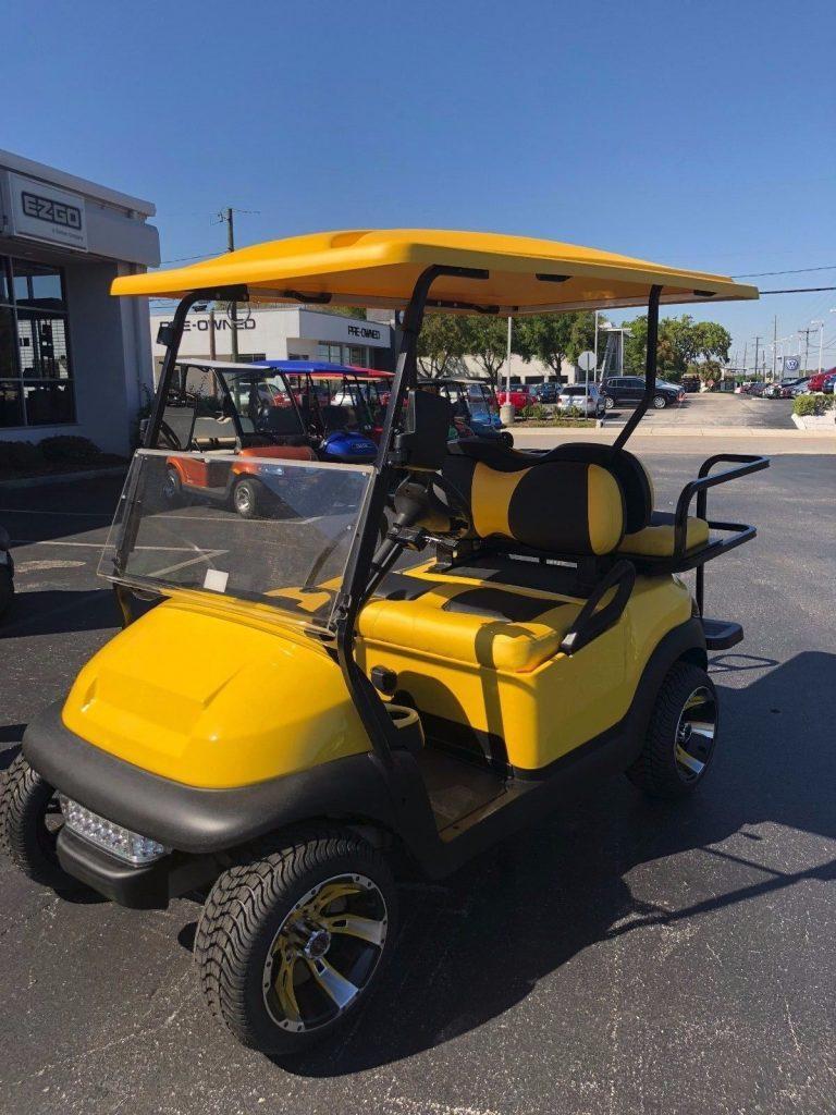 New Batteries 2016 Club Car Precedent golf cart